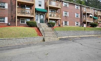 Building, High Ridge Apartments, 0