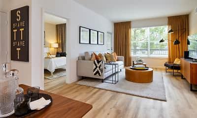 Living Room, The Hamptons, 0
