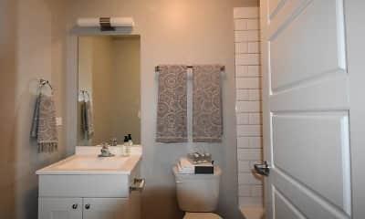 Bathroom, 3141 N. Sheffield, 1