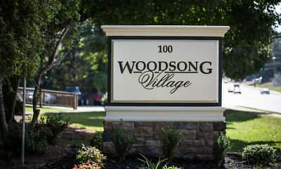 Community Signage, Woodsong VIllage, 2