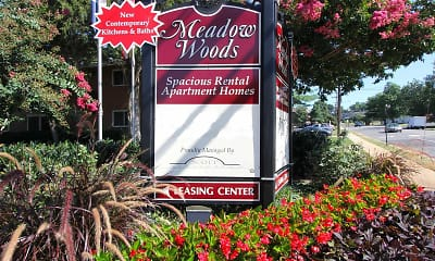 Community Signage, Meadow Woods, 2