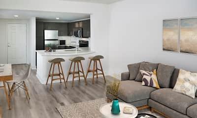 Living Room, Camden Brickell, 0