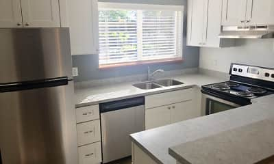Kitchen, Olympic Heights, 0