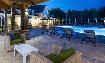 Patio / Deck, The Crossings of Dawsonville, 0