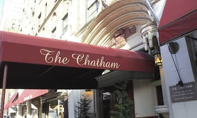 Community Signage, The Chatham, 0