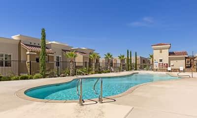 Pool, Sonoma Palms, 1
