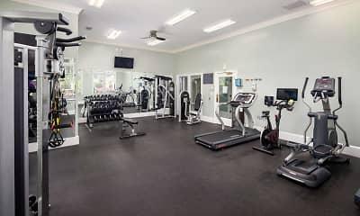 Fitness Weight Room, ARIUM Kildaire, 1