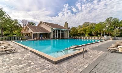 Pool, Sanford Landing, 0