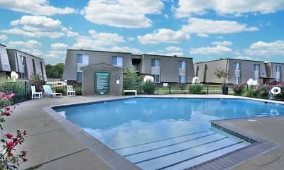 Pool, Sand Hills, 2