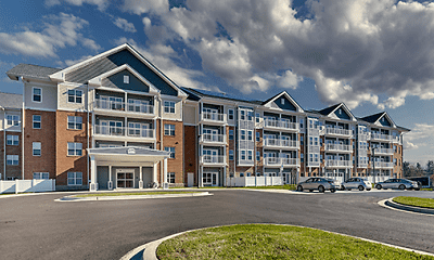 Building, Residences at Glenarden Hills (62+), 1