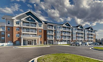 Building, Residences at Glenarden Hills (55+), 1