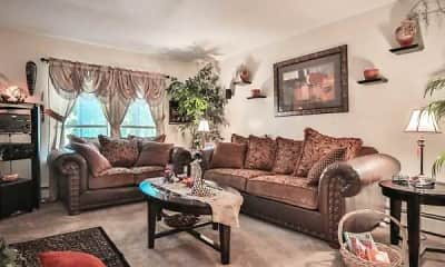 Living Room, Whispering Meadows, 1