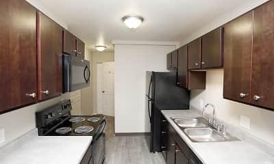 Kitchen, Waterview Estates, 1