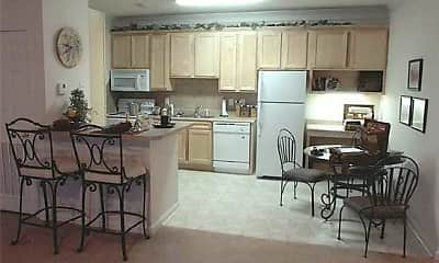 Kitchen, Dillon Trace Apartments, 0