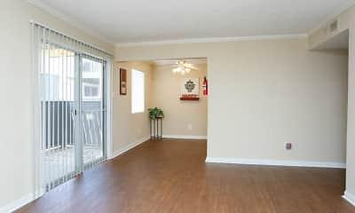 Living Room, Madison Park of Westchase, 1
