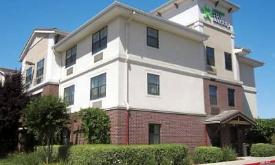 Building, Furnished Studio - Sacramento - Elk Grove, 1