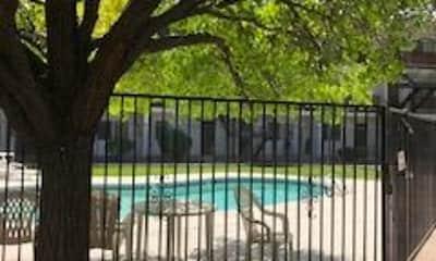 Pool, Aspen Plaza, 2