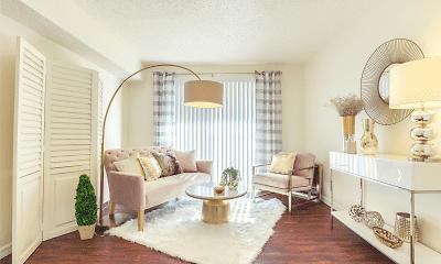 Living Room, Gulf Cove, 0