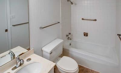 Bathroom, Villa Sierra, 2