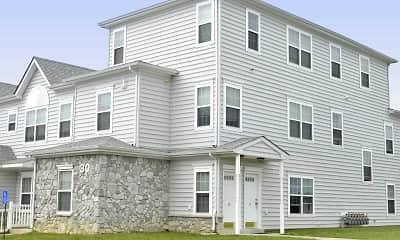 Building, Sunnyside Apartments, 1