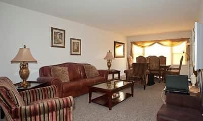 Bedroom, 4603 Davis Street 11, 2