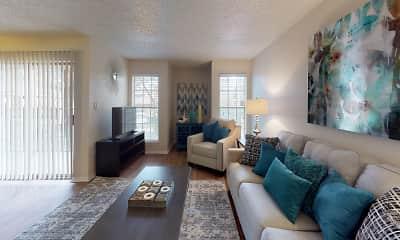 Living Room, Hunter's Hill, 1