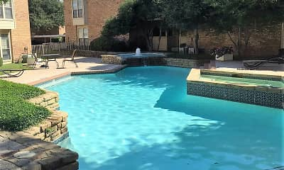 Pool, Berry Trail, 2