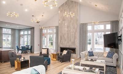 Living Room, Washington Promenade NEW CONSTRUCTION, 0