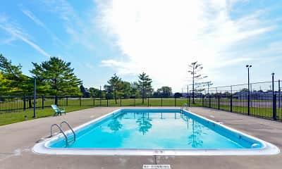 Pool, Belle Meadows Suites, 1