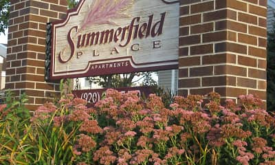 Community Signage, Summerfield Place Apartments, 2
