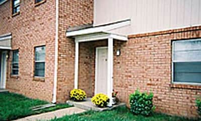 Building, Valley Ridge Apartments, 1