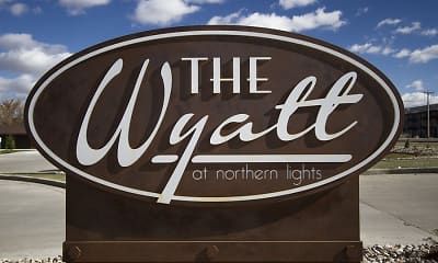 Community Signage, The Wyatt at Northern Lights, 2