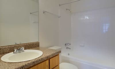 Bathroom, Arlington Place, 2