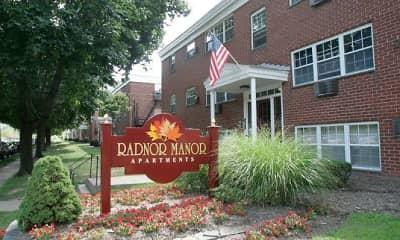 Radnor Manor, 1