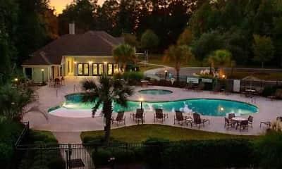 Pool, The Oaks At Broad River Landing, 1