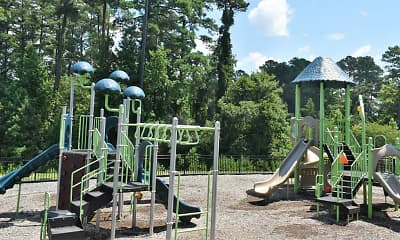 Playground, The Palisades at Wake Forest, 2