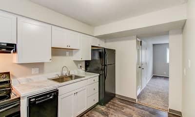 Kitchen, Flats on 75th, 0