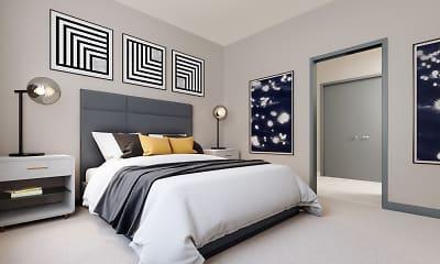 Bedroom, Cortland Westshore (Bowery North), 2