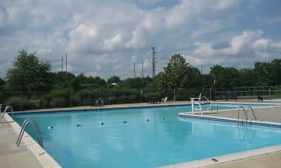 Pool, Harbor Club Apartments, 0