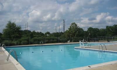 Pool, Harbor Club Apartments, 0