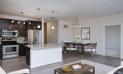 Living Room, Avery Row, 1
