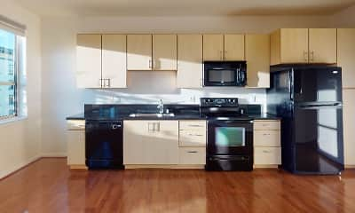 Kitchen, The Uptown, 2