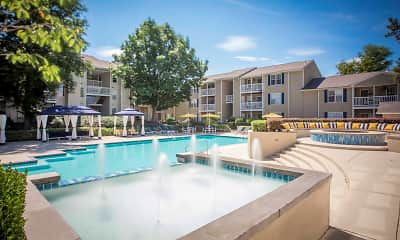 Pool, Chase Arbor, 1