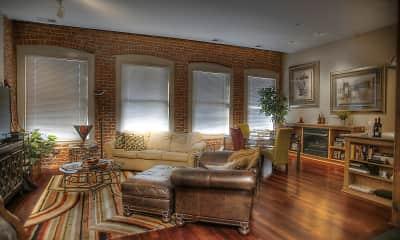 Living Room, The Mayfair, 0