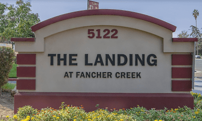 Community Signage, Landing At Fancher Creek, 0