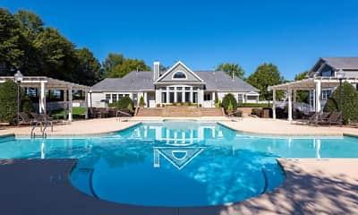 Pool, Muirfield Village, 1