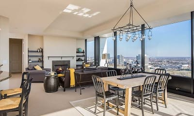 Dining Room, 77006 Luxury Properties, 2