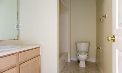 Bathroom, Edgewood Manor, 2