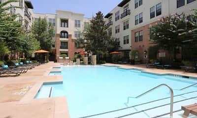 Pool, 77025 Luxury Properties, 2