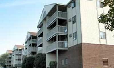 Building, The Ridge Apartments, 0